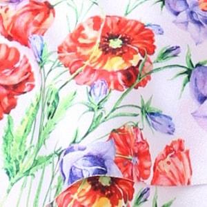 プリント花柄
