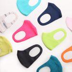 水着素材のUVカットマスクにカラーやLサイズ・キッズサイズが登場!PEAK&PINE公式通販サイトでバリエーション豊富にお取り扱い!!