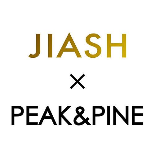 JIASH×PEAK&PINE 香り付き次亜塩素酸水スプレー