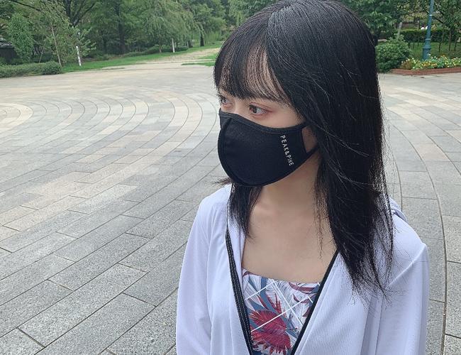 吸汗速乾マスク