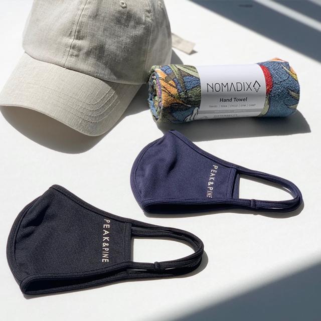 快適な着け心地水着素材UVカットマスク